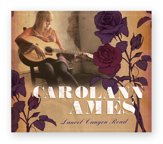 Carolann Ames - Laurel Canyon Road